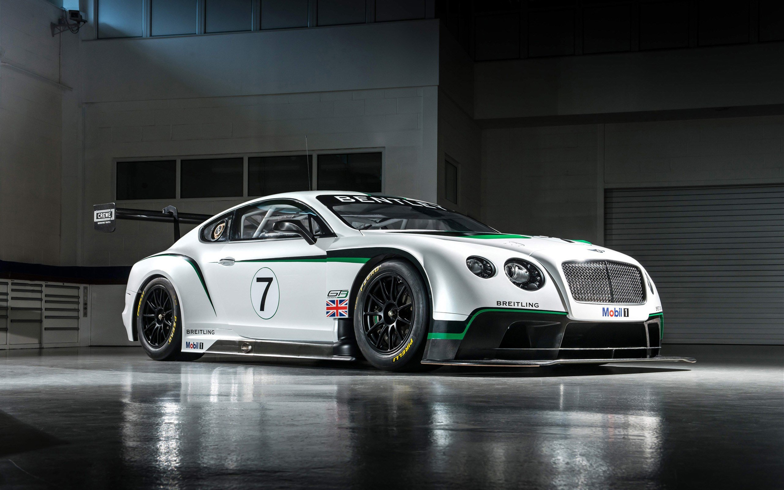 Latest 2013 Bentley Continental Gt3 Wallpaper Hd Car Wallpapers Free Download