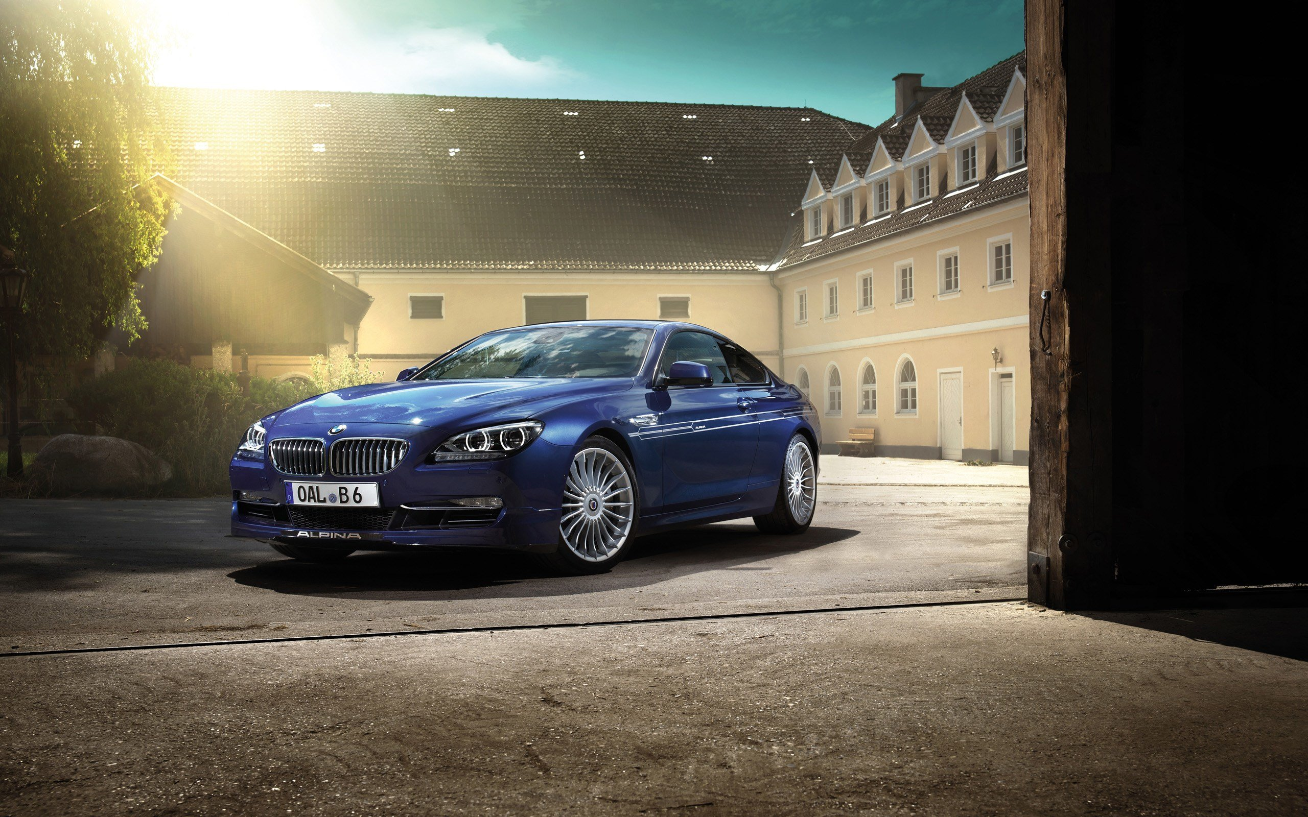Latest 2013 Bmw Alpina B6 Biturbo Wallpaper Hd Car Wallpapers Free Download