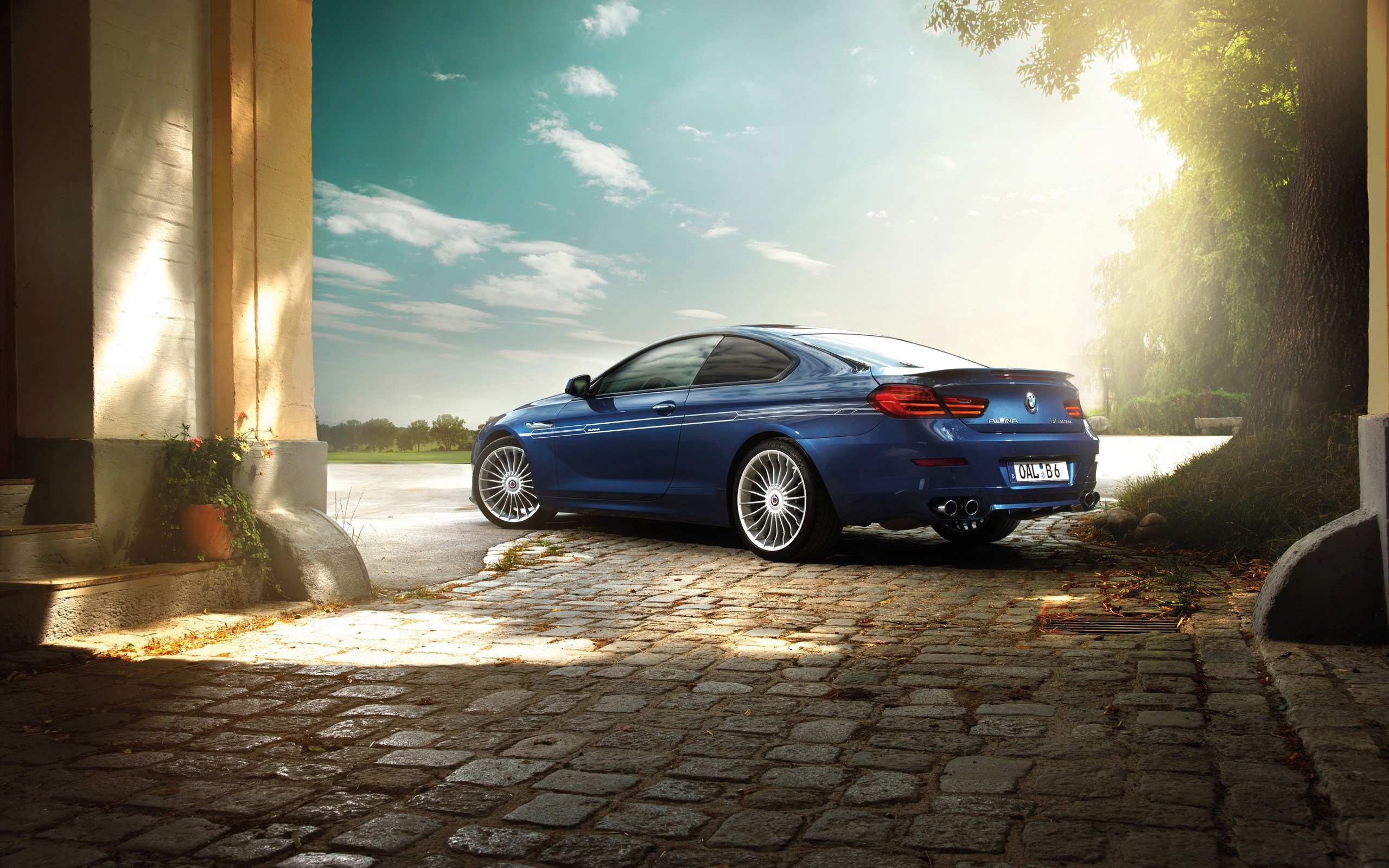 Latest 2013 Bmw Alpina B6 Biturbo 2 Wallpaper Hd Car Wallpapers Free Download