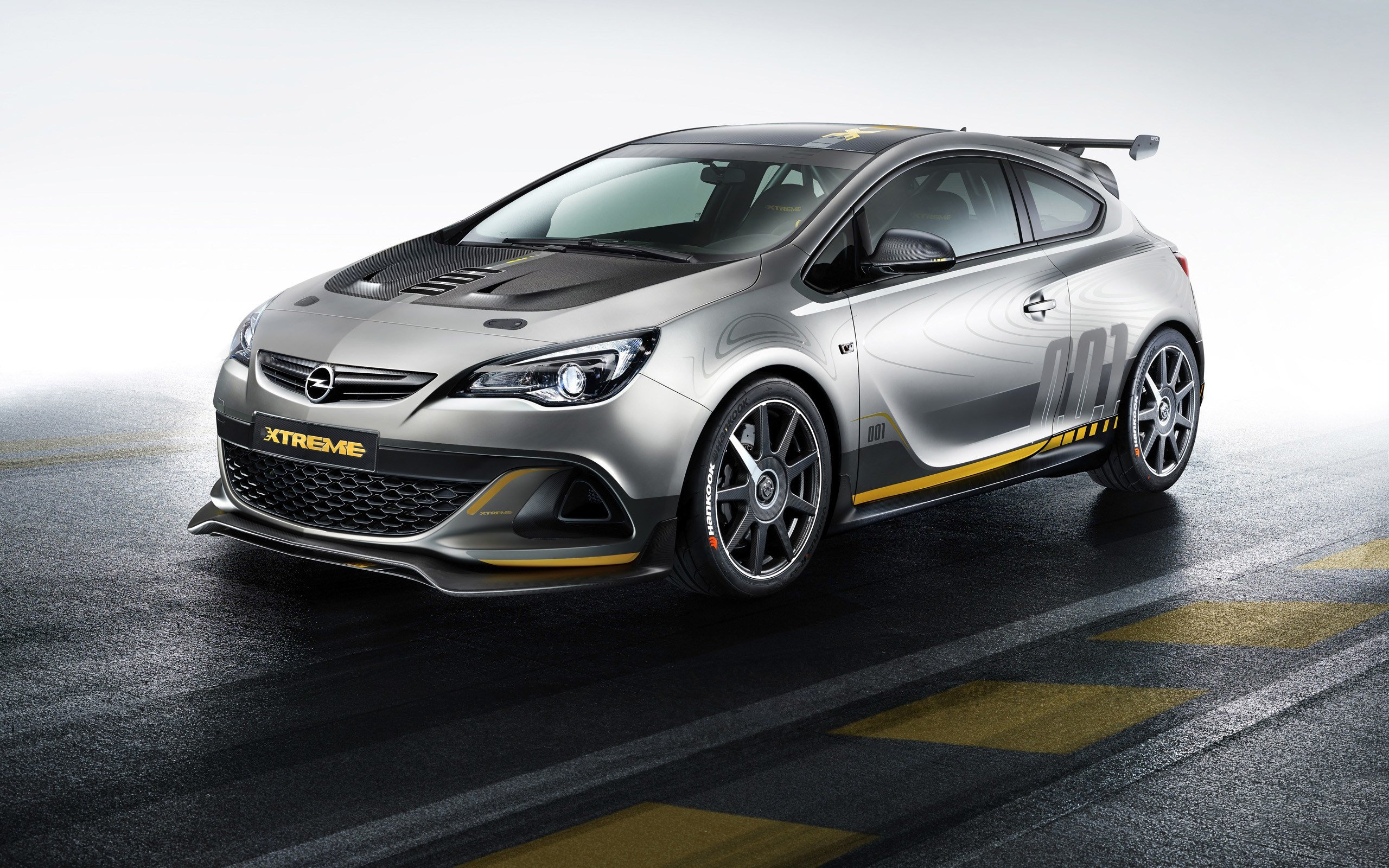 Latest 2014 Opel Astra Opc Extreme Wallpaper Hd Car Wallpapers Free Download