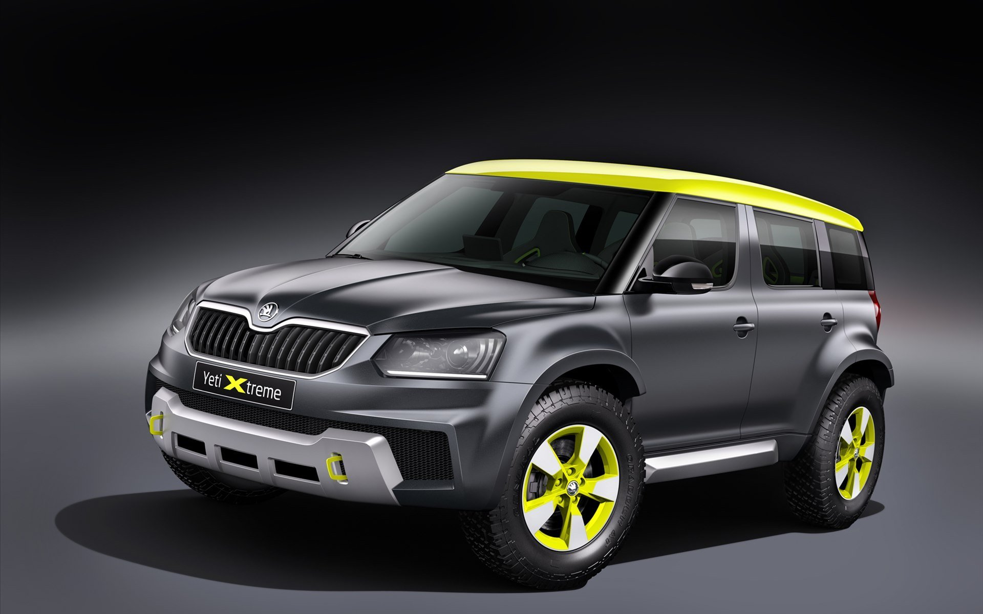 Latest 2014 Skoda Yeti Xtreme Concept Wallpaper Hd Car Free Download