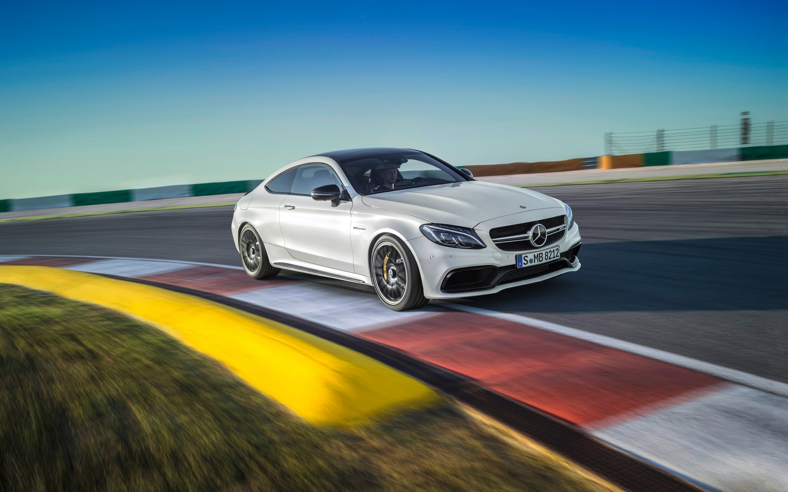 Latest 2016 Mercedes Amg C63 S Coupe Wallpaper Hd Car Free Download