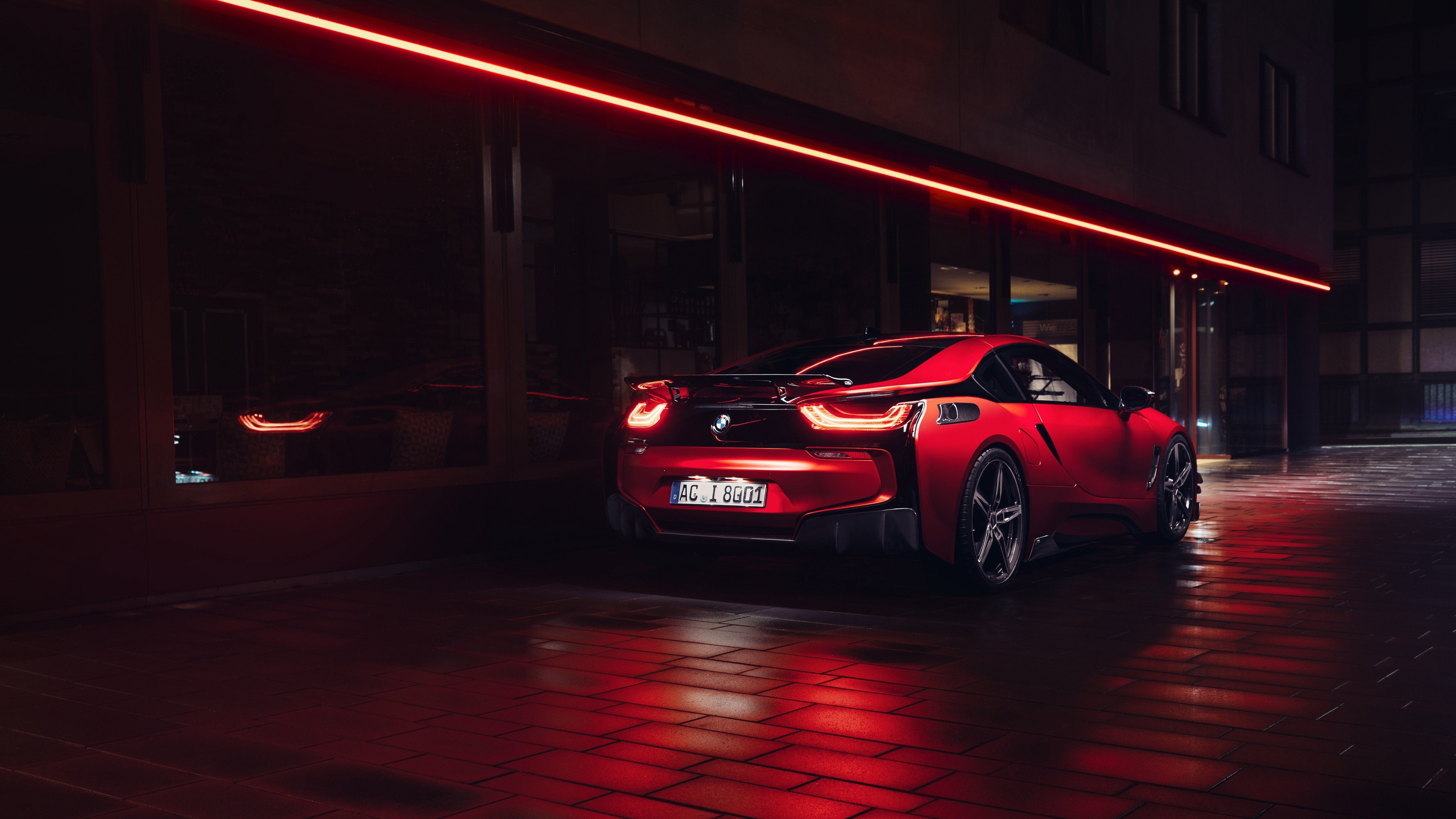 Latest 2017 Ac Schnitzer Acs8 Bmw I8 6 Wallpaper Hd Car Free Download