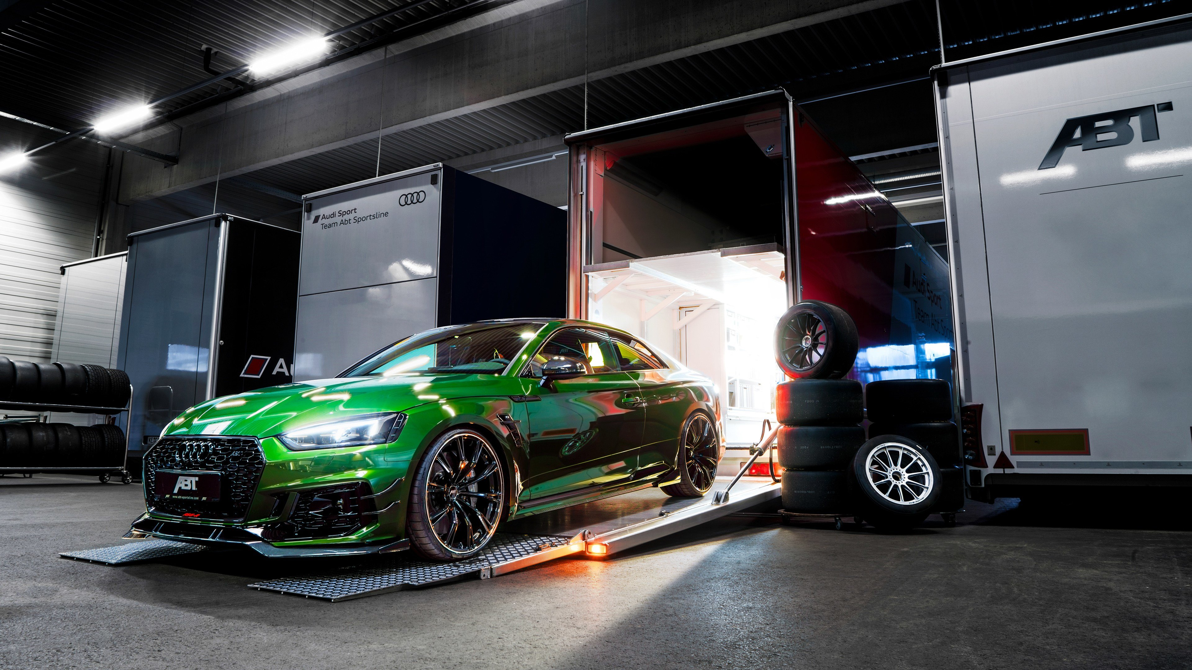 Latest 2018 Abt Audi Rs 5 R Coupe 4K Wallpaper Hd Car Free Download