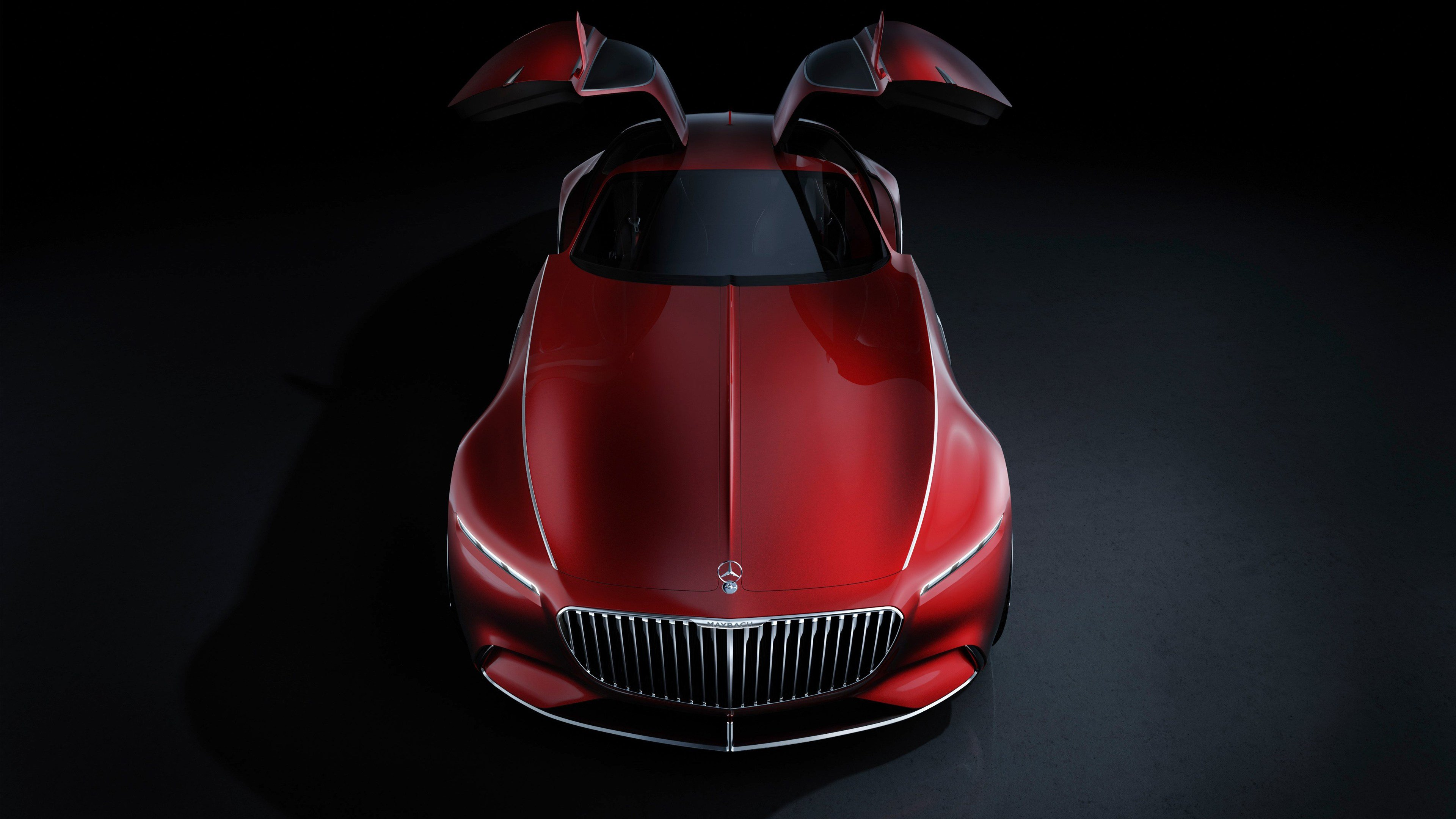 Latest Vision Mercedes Maybach 6 Wallpaper Hd Car Wallpapers Free Download