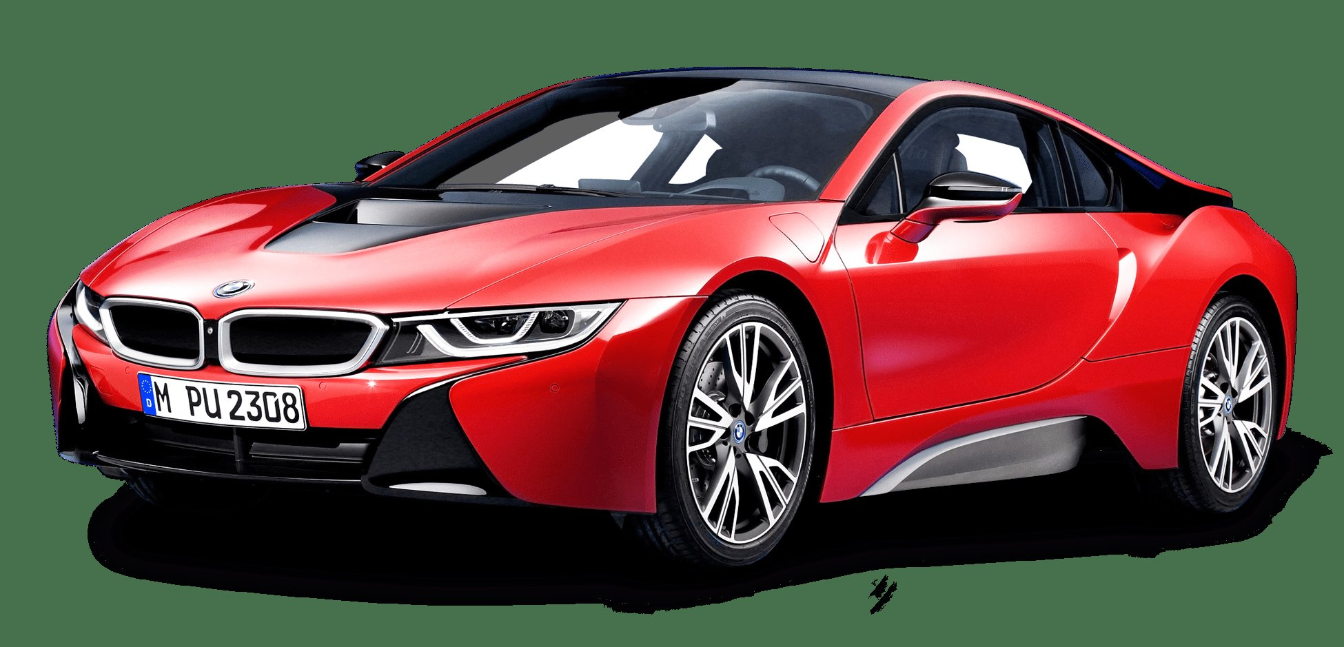 Latest Bmw I8 Protonic Red Car Png Image Pngpix Free Download