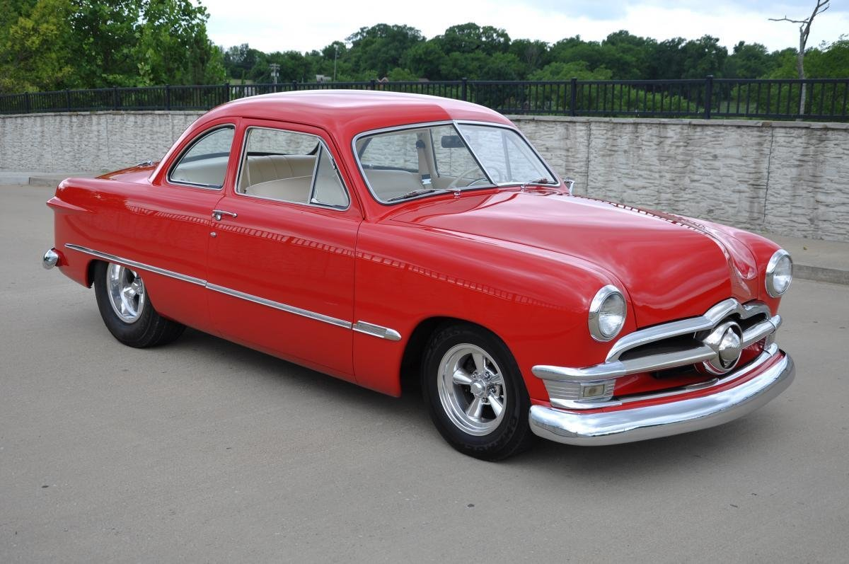Latest 1949 Ford Coupe Free Download