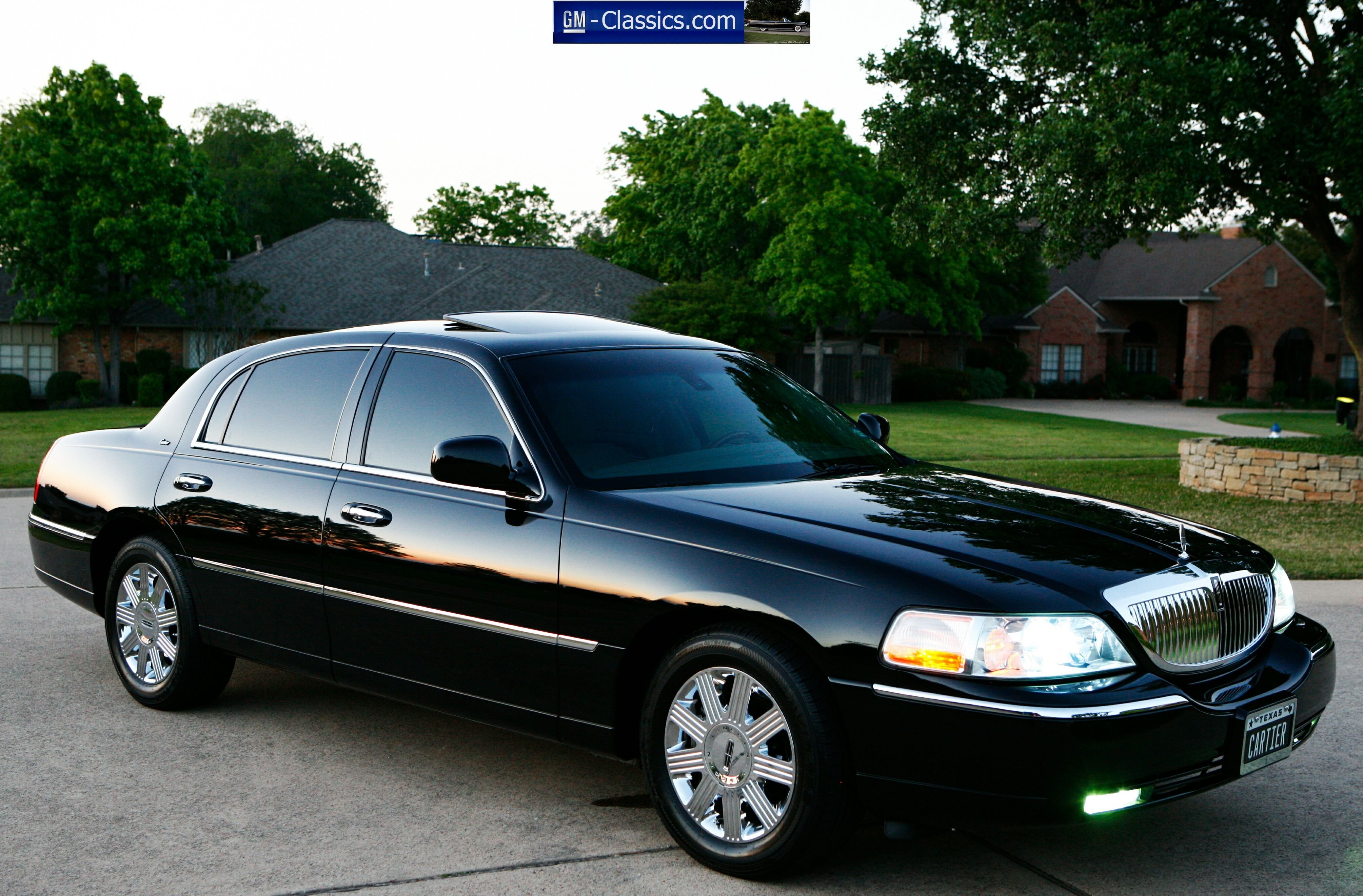 Latest Find Used 2003 Lincoln Town Car Cartier Show Condition Free Download