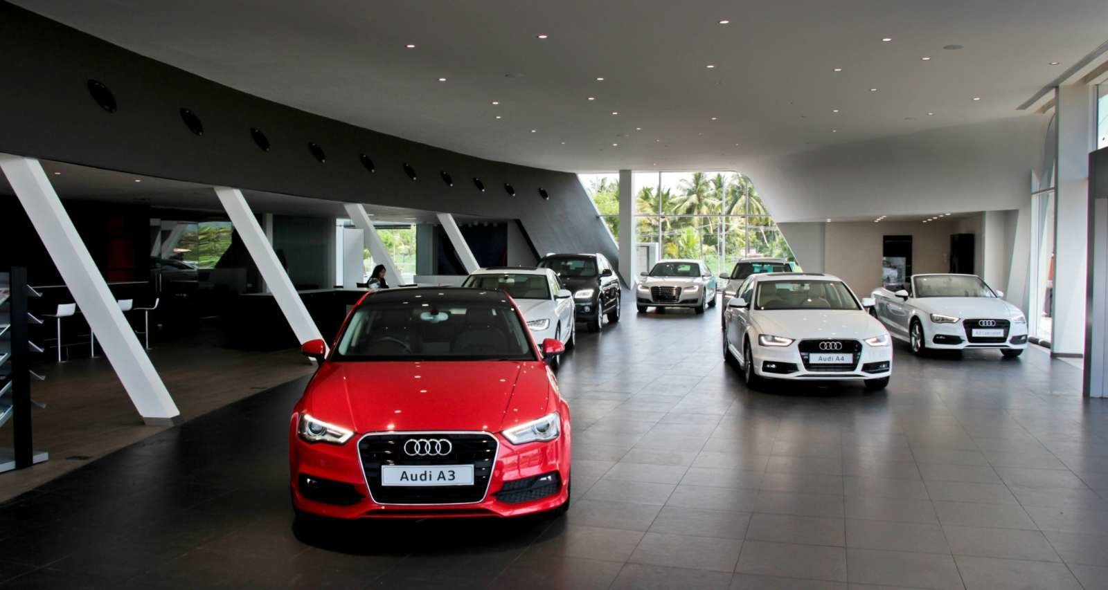Latest Audi India Opens Madurai Showroom Third Outlet In Tamil Free Download