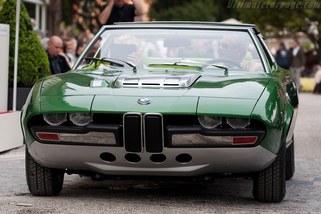 Latest Bmw 2800 Bertone Spicup High Resolution Image 2 Of 12 Free Download
