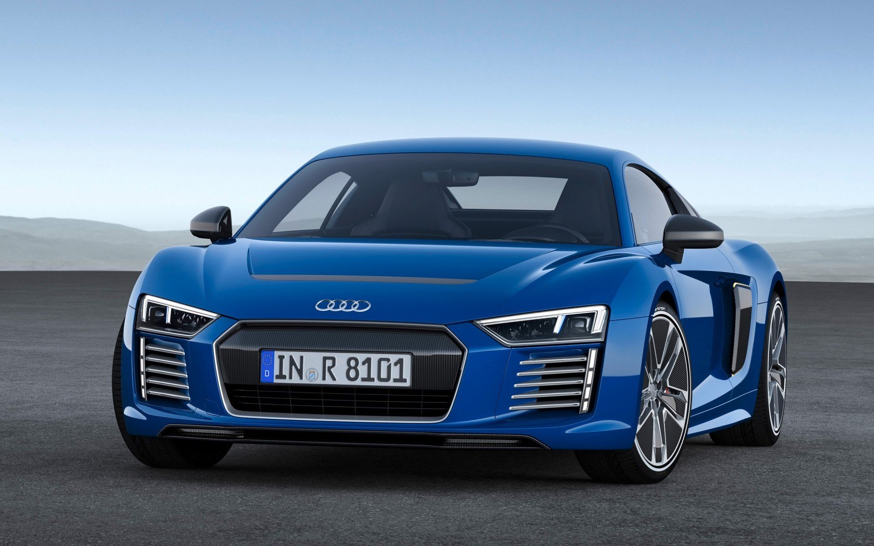 Latest 2016 Audi R8 E Tron Car Hd Wallpaper » Fullhdwpp Full Hd Free Download