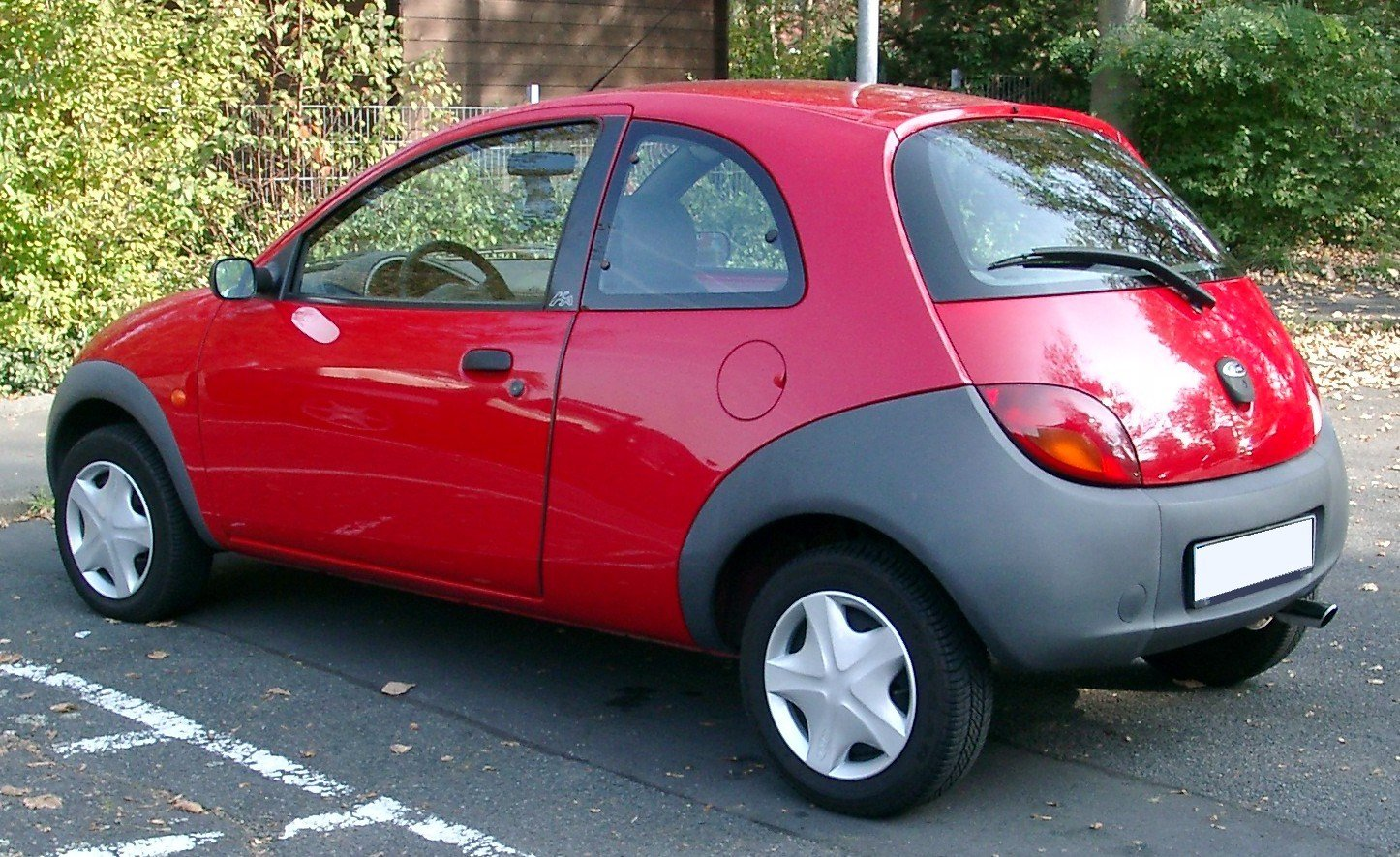 Latest Ford Ka Review And Photos Free Download