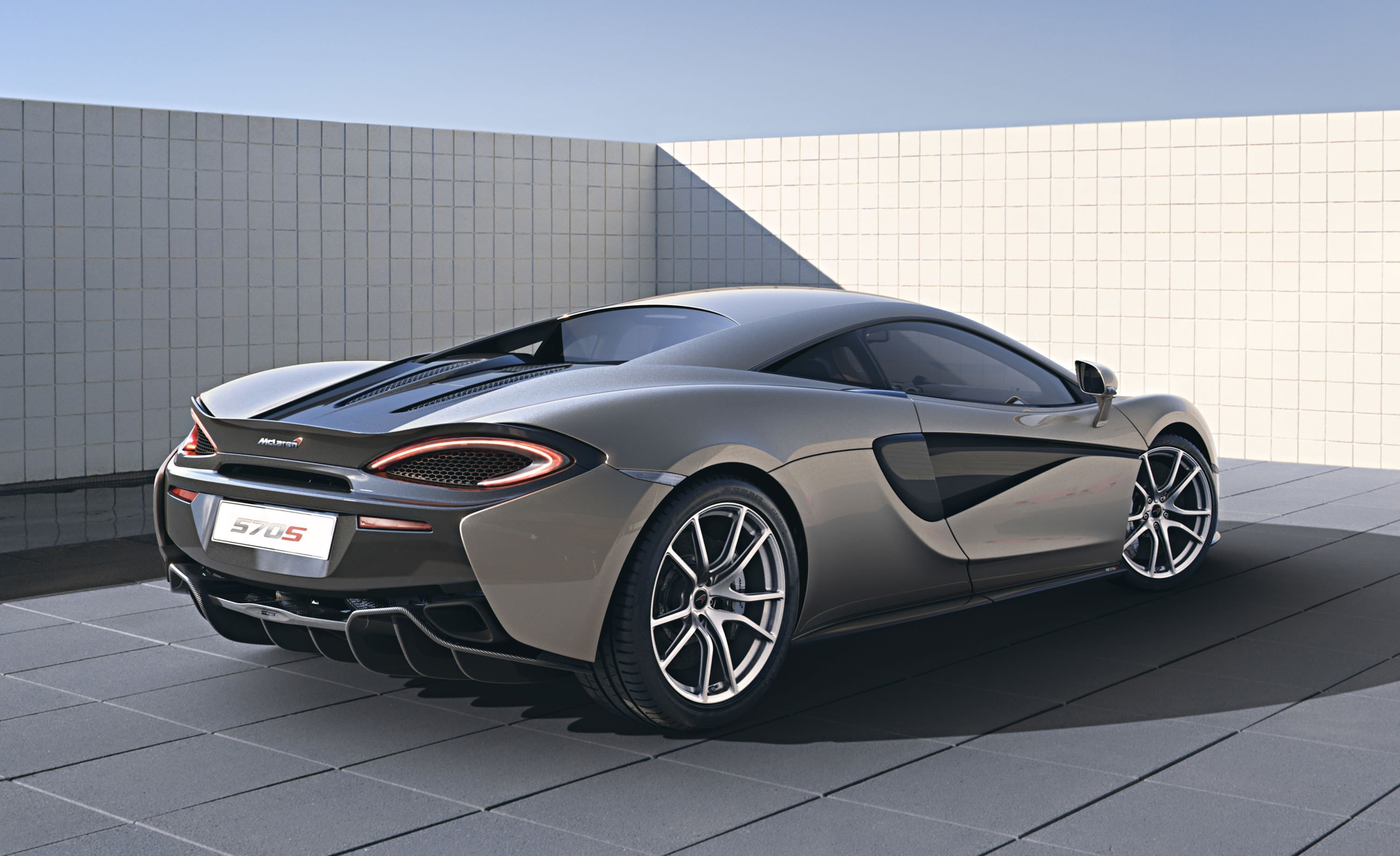 Latest 2016 Mclaren 570S Coupe Photos Specs And Review Rs Free Download