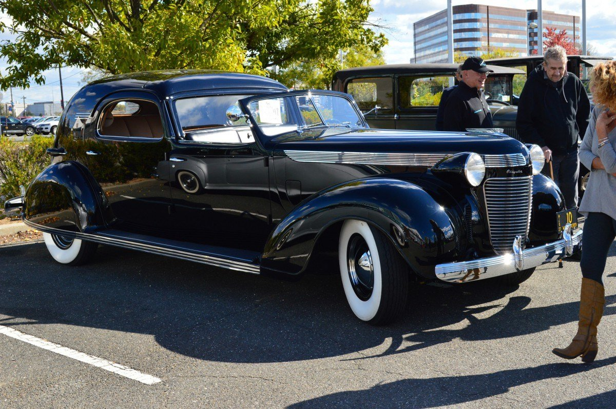 Latest Cohort Sighting 1937 Chrysler Imperial Town Car – Walter Free Download