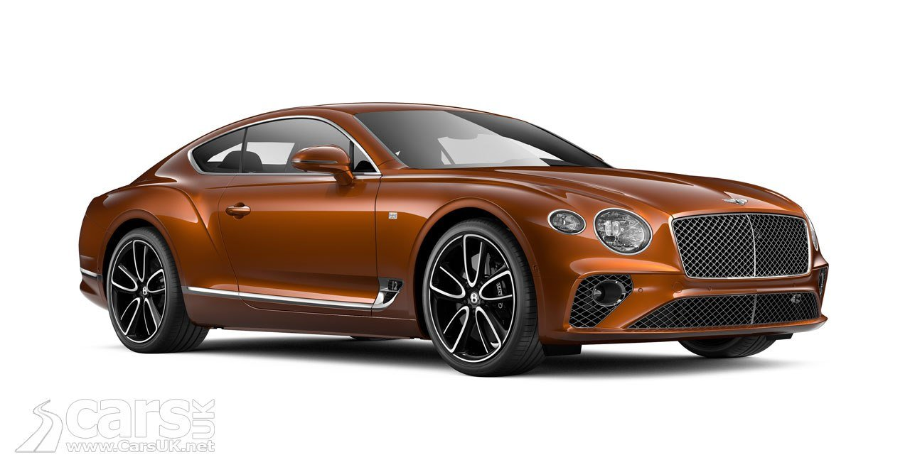 Latest 2018 Bentley Continental Gt First Edition Cars Uk Free Download