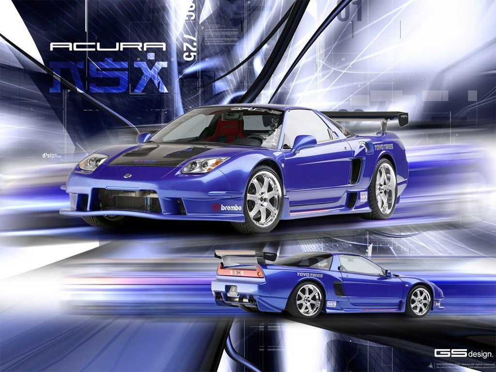 Latest Acura Nsx Sports Car Wallpapers By Cars Wallpapers Net Free Download