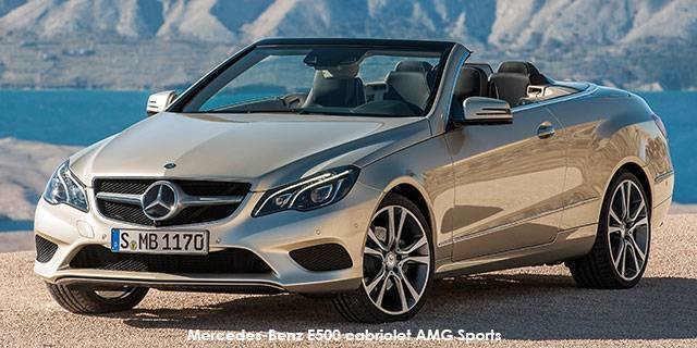 Latest Mercedes Benz E Class E250 Cabriolet Specs In South Africa Free Download