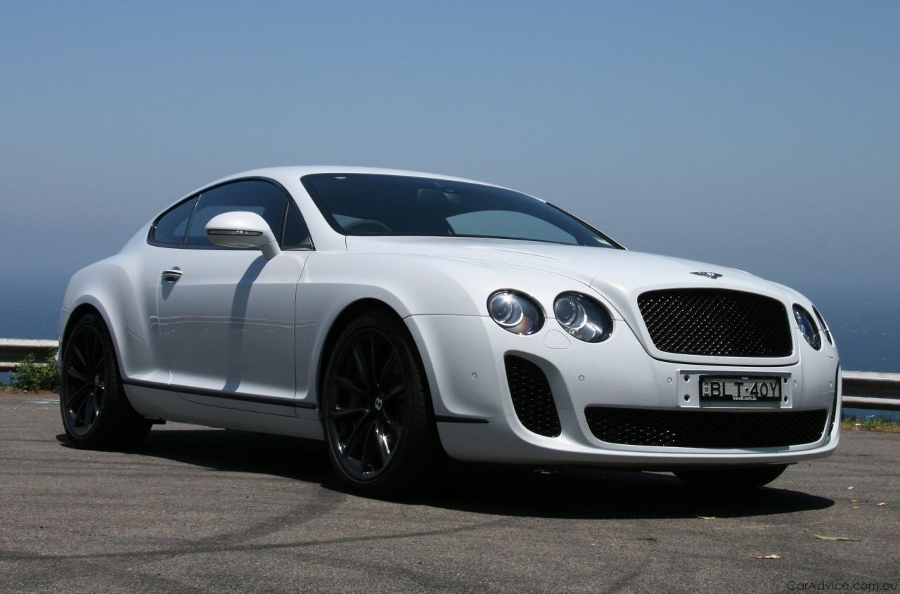 Latest Bentley Continental Supersports Review Road Test Free Download