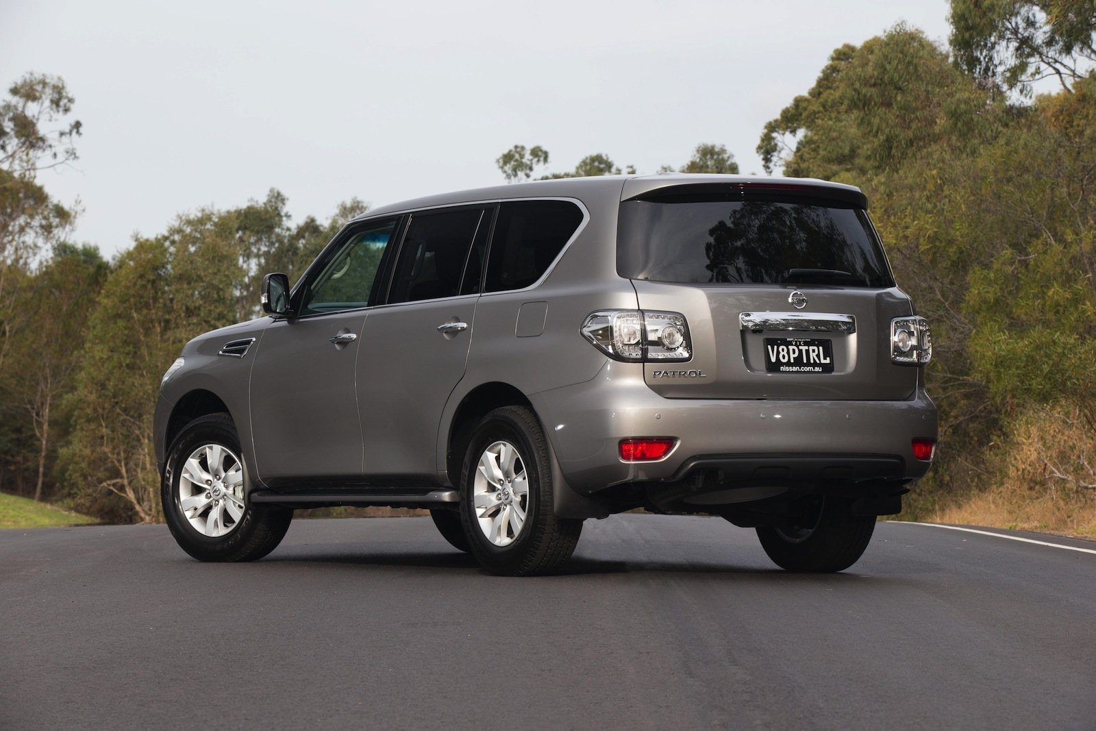 Latest Nissan Patrol Review Photos Caradvice Free Download