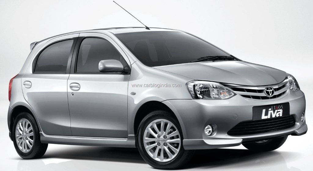 Latest Toyota Etios Liva Launched In India Official Price Rs 3 Free Download