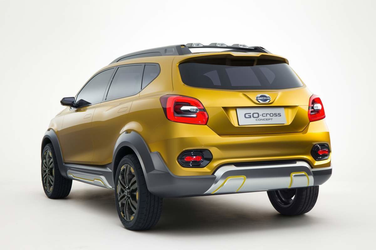Latest Datsun Go Cross India Launch Price Photos Free Download