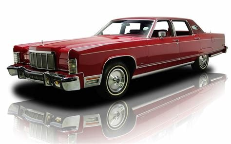 Latest Lincoln Continental Town Car Wallpaper Free Download