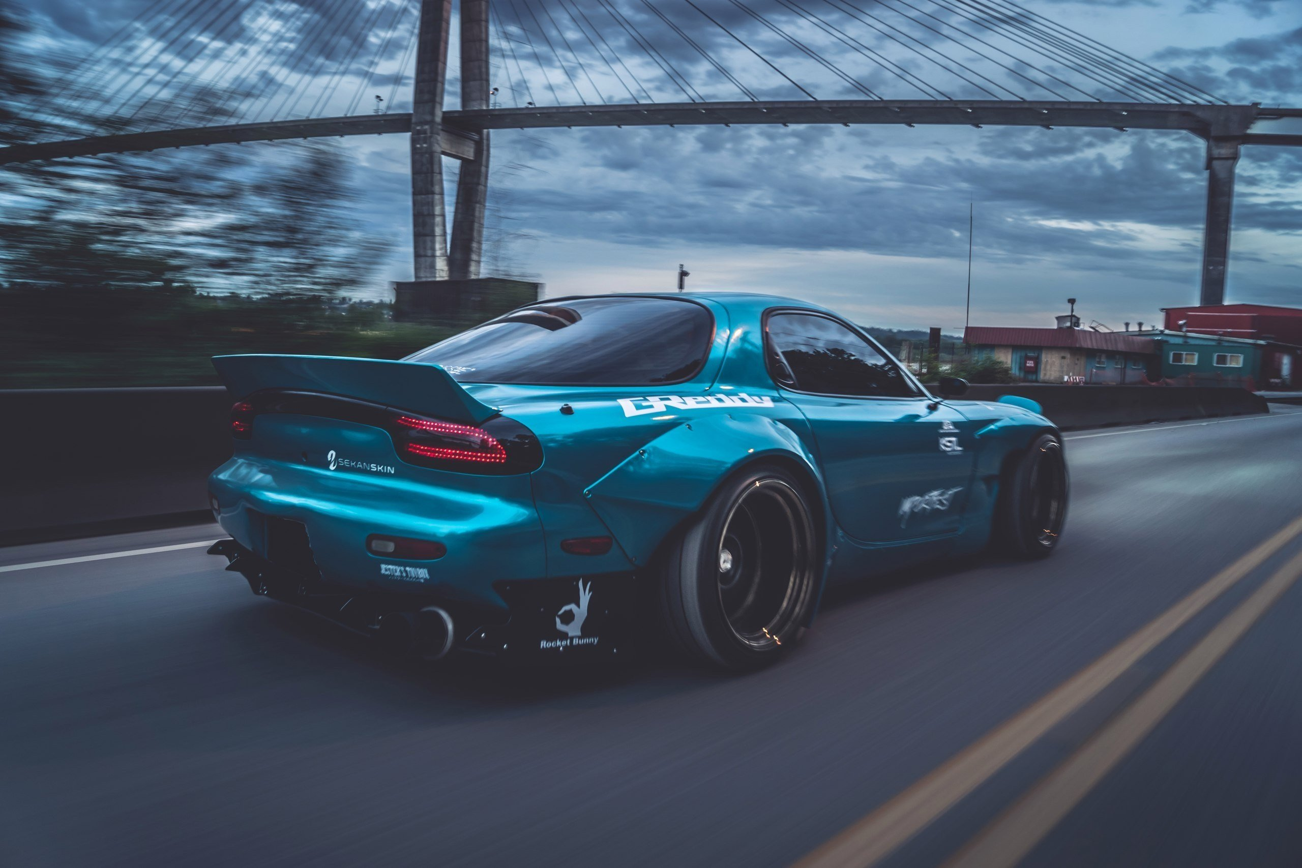Latest Mazda Rx7 Wallpaper 63 Images Free Download