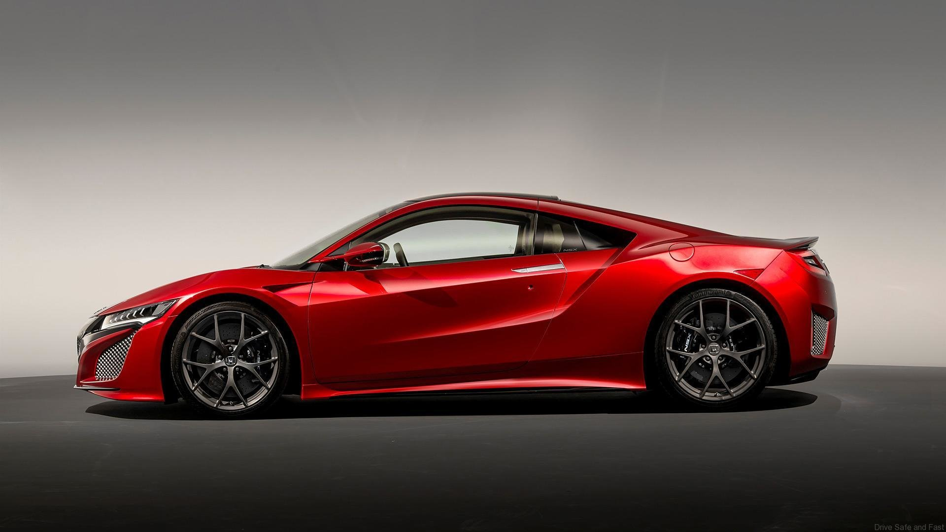 Latest Acura Nsx 2016 Hd Wallpapers Free Download
