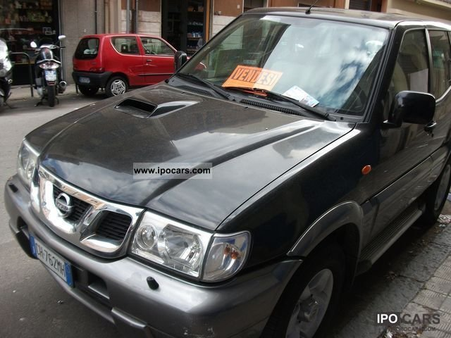 Latest 2003 Nissan Terrano Car Photo And Specs Free Download