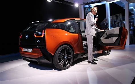 Latest Bmw I3 Concept Coupe Rear Three Quarter Door Open Photo 40 Free Download