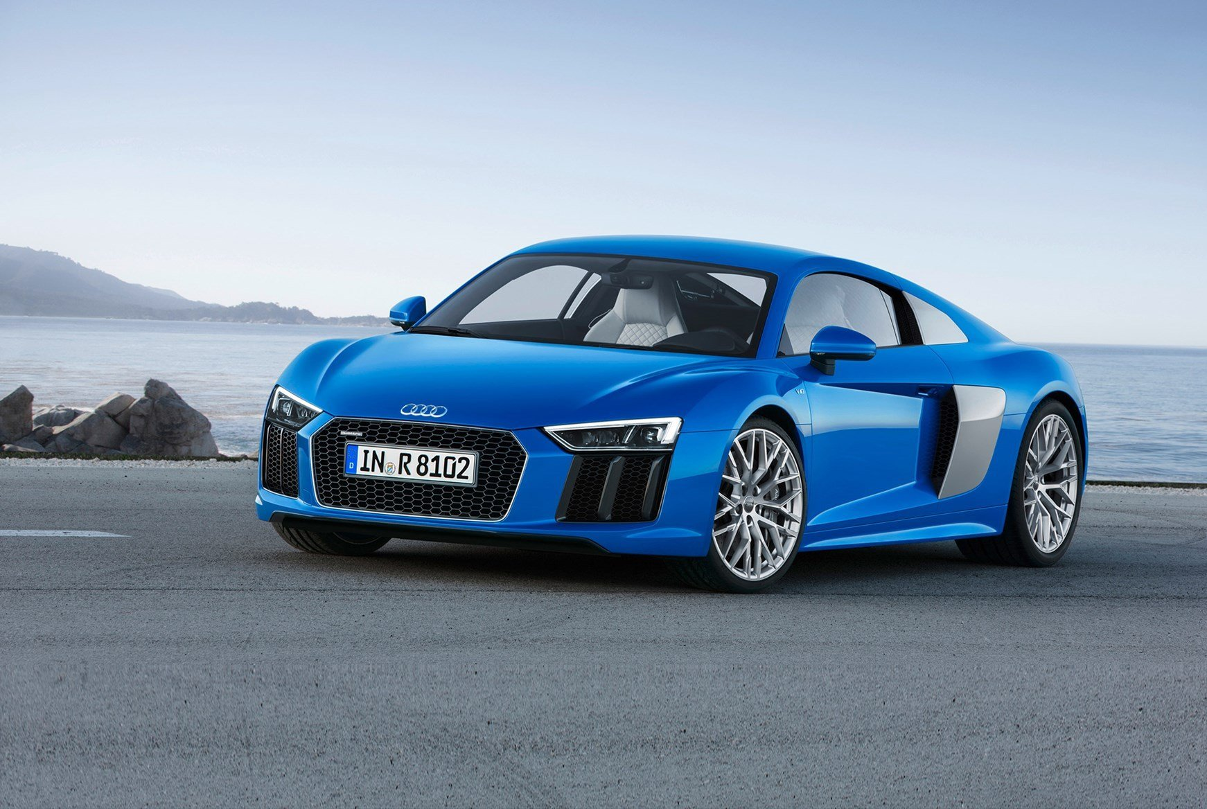 Latest New Audi R8 Unveiled News And Specs Of 2015 Supercar By Free Download