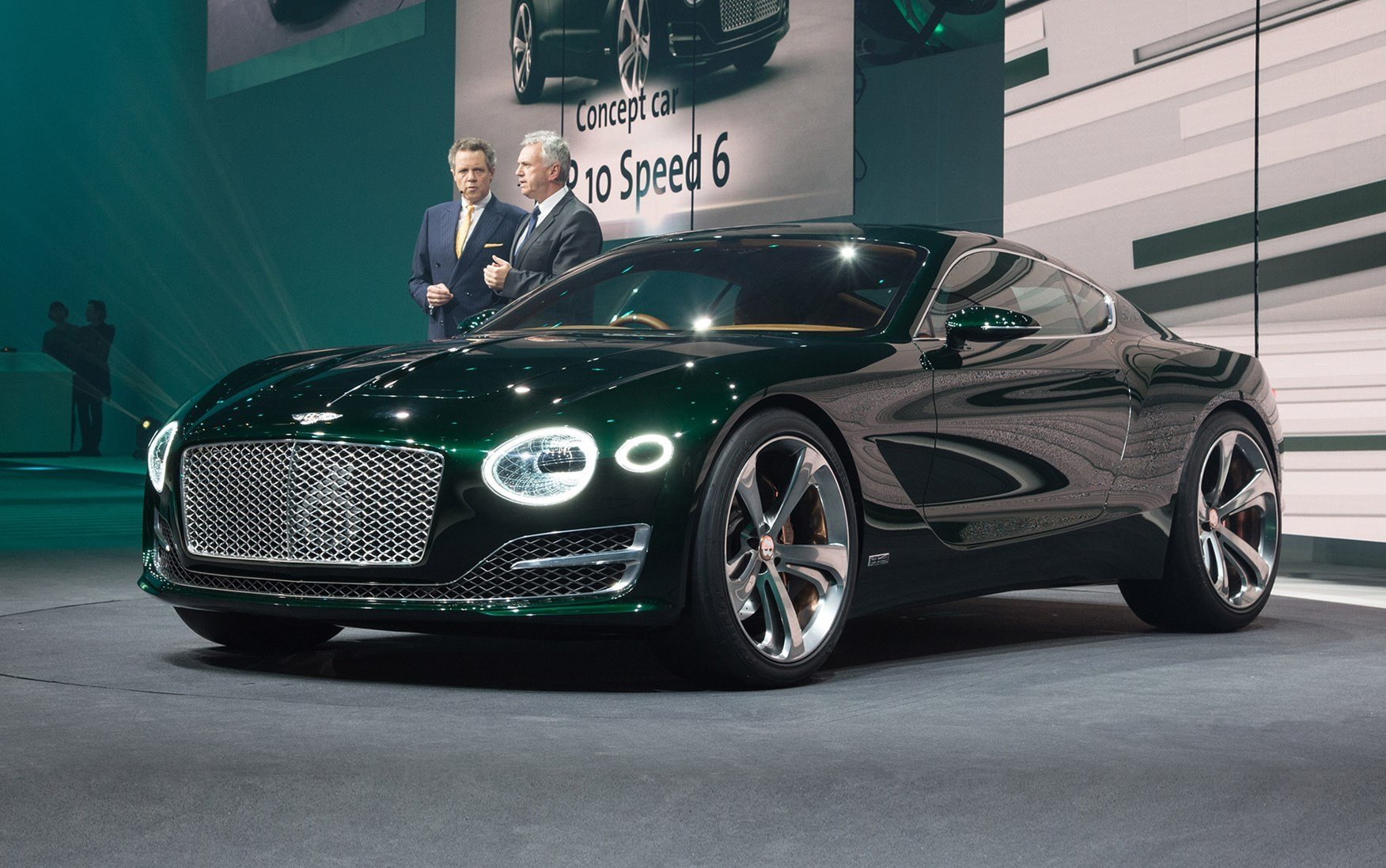 Latest Now That's More Like It Bentley Exp 10 Speed 6 Points To Free Download
