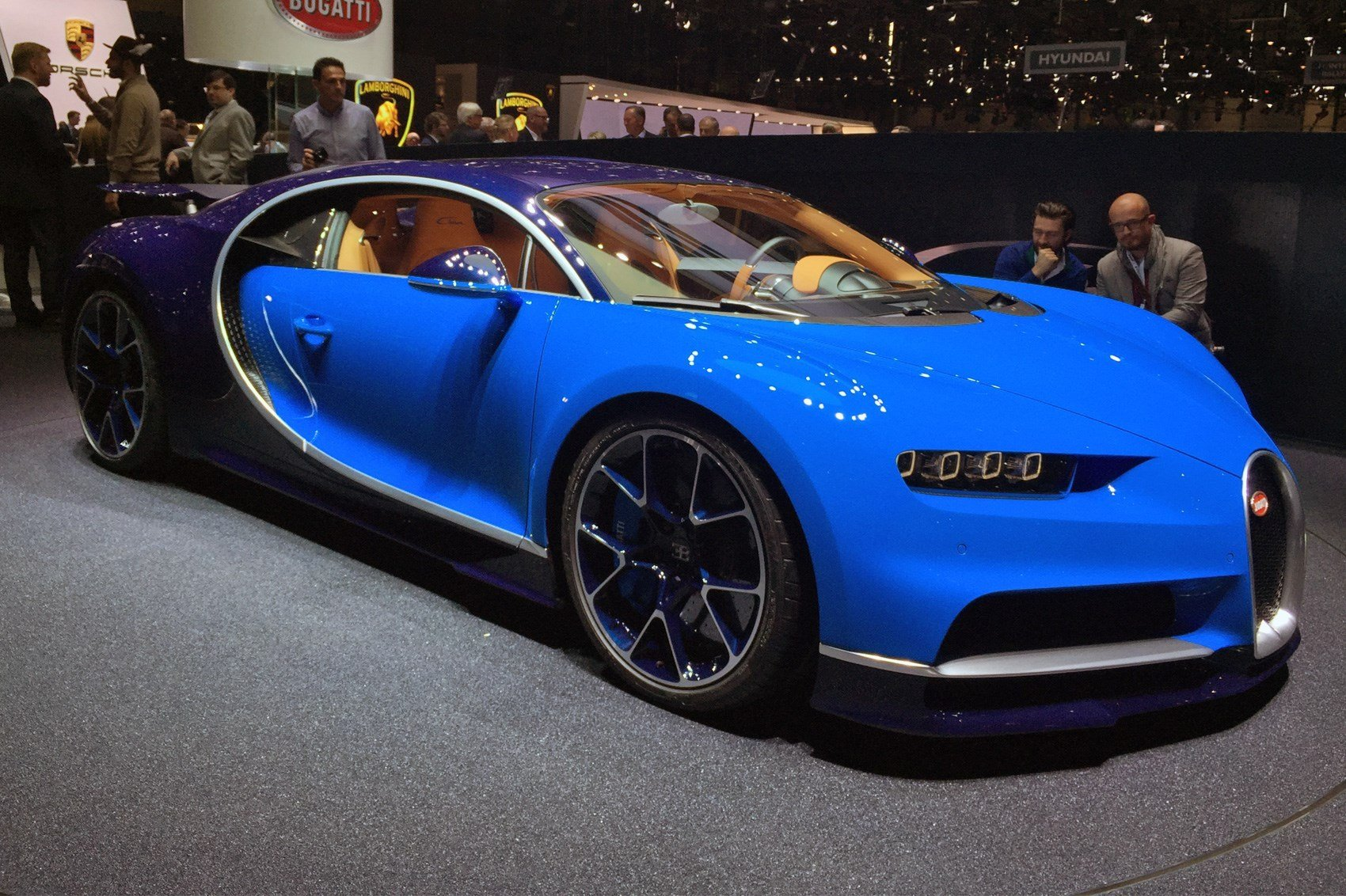 Latest Bugatti Chiron Revealed At Geneva 2016 The World Has A Free Download