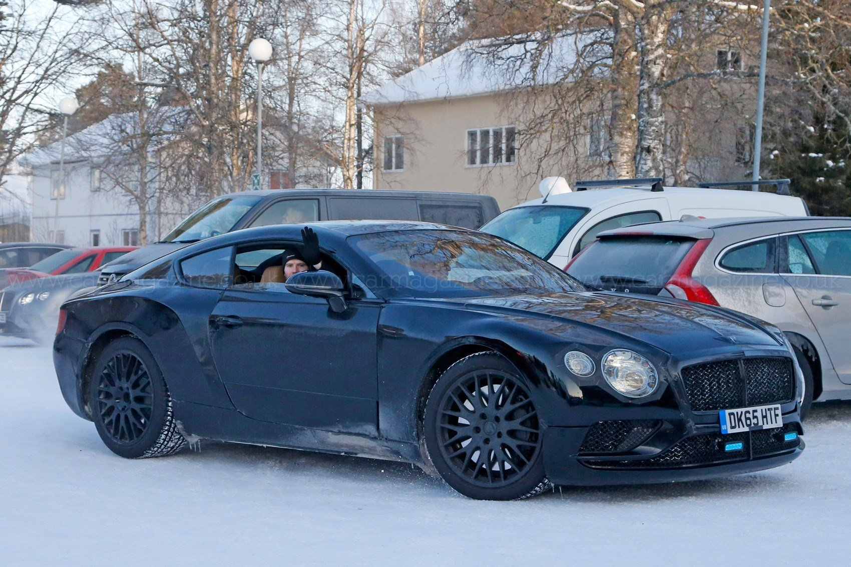 Latest Spy Photos Specs Of New 2018 Bentley Continental Gt By Free Download