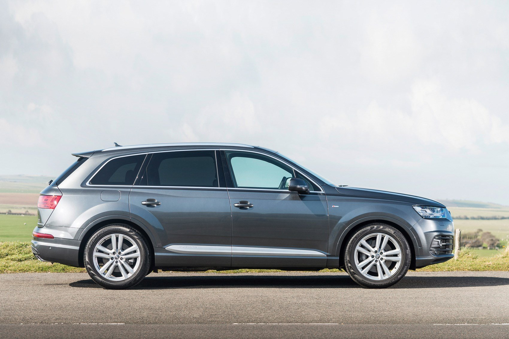 Latest Audi Q7 2017 Long Term Test Review By Car Magazine Free Download