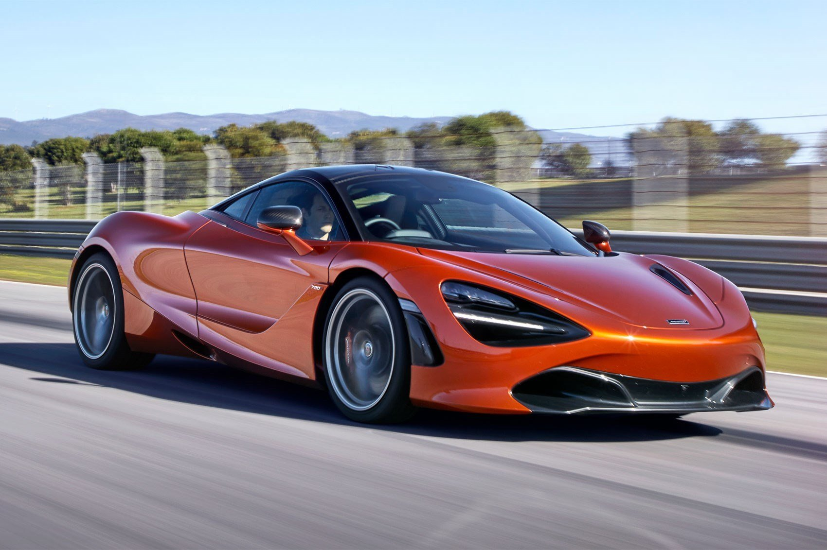 Latest Mclaren Storms Into Geneva With New 720S Supercar By Car Free Download