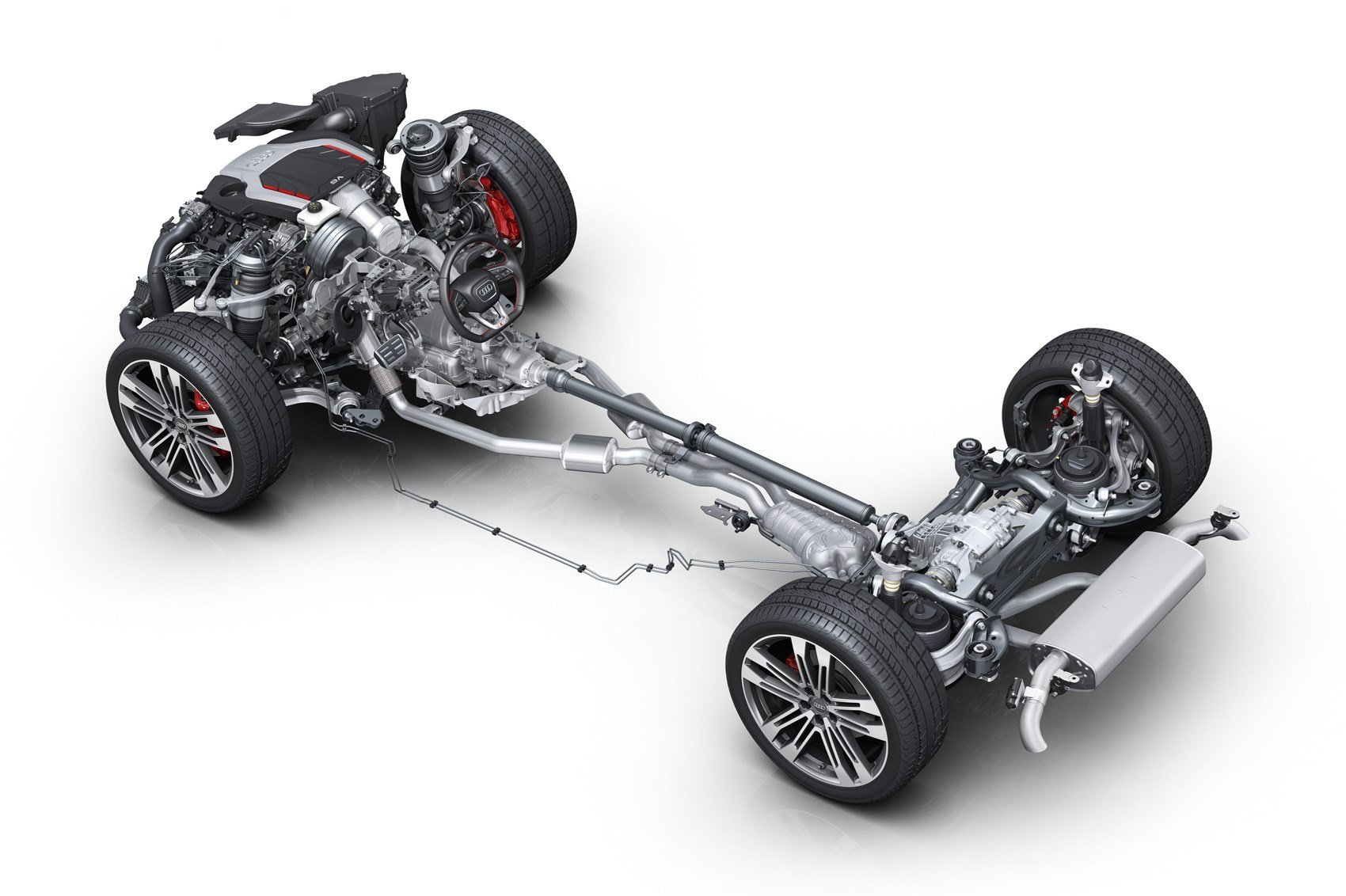 Latest Audi's New V6 Engine Explained By Car Magazine Free Download