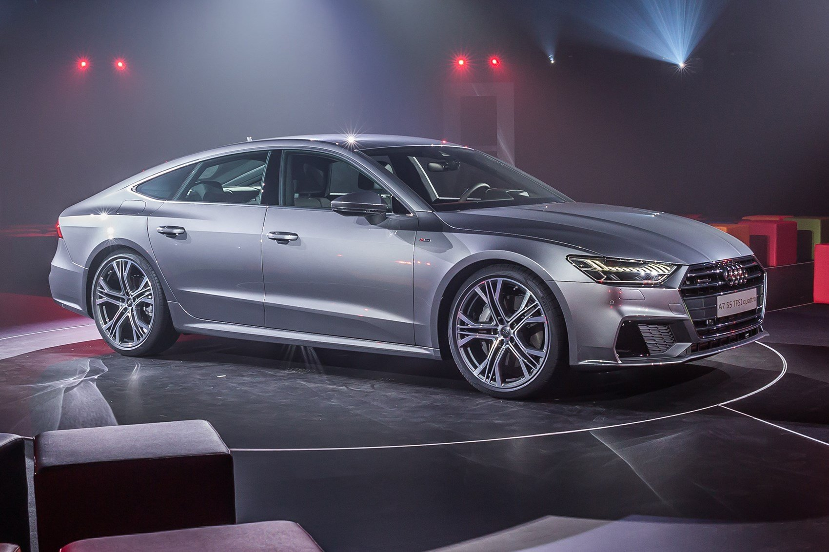 Latest First Look 2018 Audi A7 – The A8'S Sleek And Sporty New Free Download