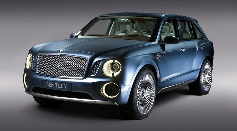 Latest Crewe Names 2016 Suv As The Bentley Bentayga By Car Magazine Free Download