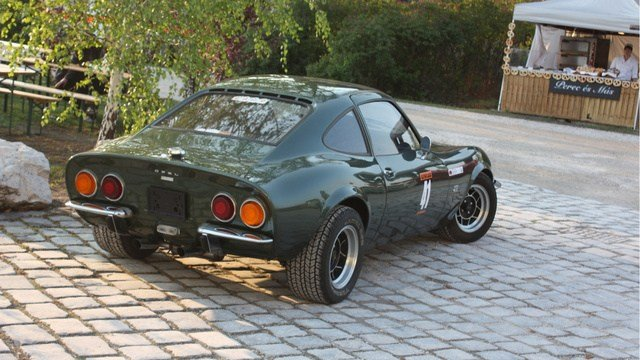 Latest The Opel Gt A History Free Download