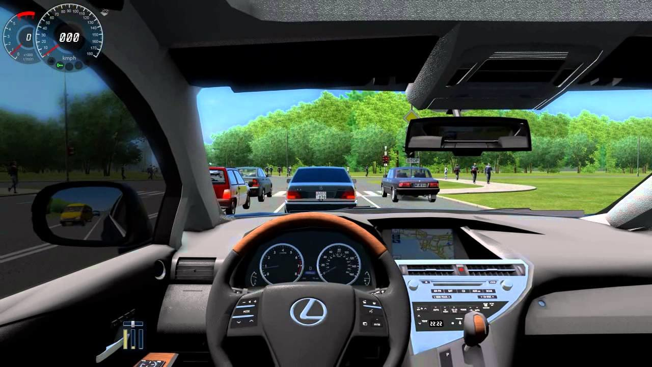 Latest City Car Driving Lexus Rx 450H Download Link Youtube Free Download