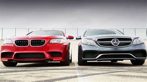 Latest 2014 Bmw M5 Competition Vs 2014 Mercedes Benz E63 Amg S Free Download