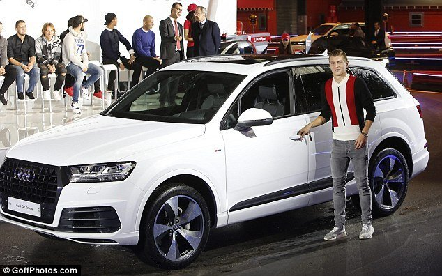 Latest Real Madrid Beat Barcelona In Battle Of The Audis As Free Download
