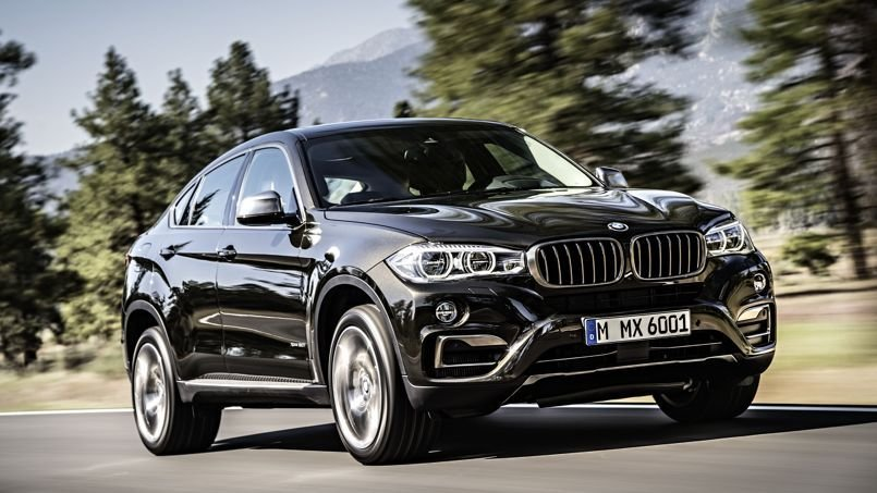Latest Bmw X6 Le Suv Montre Ses Muscles Free Download