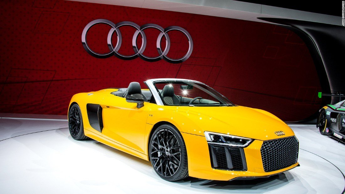 Latest New York Auto Show 8 New Cars Bound To Stop Traffic Cnn Com Free Download