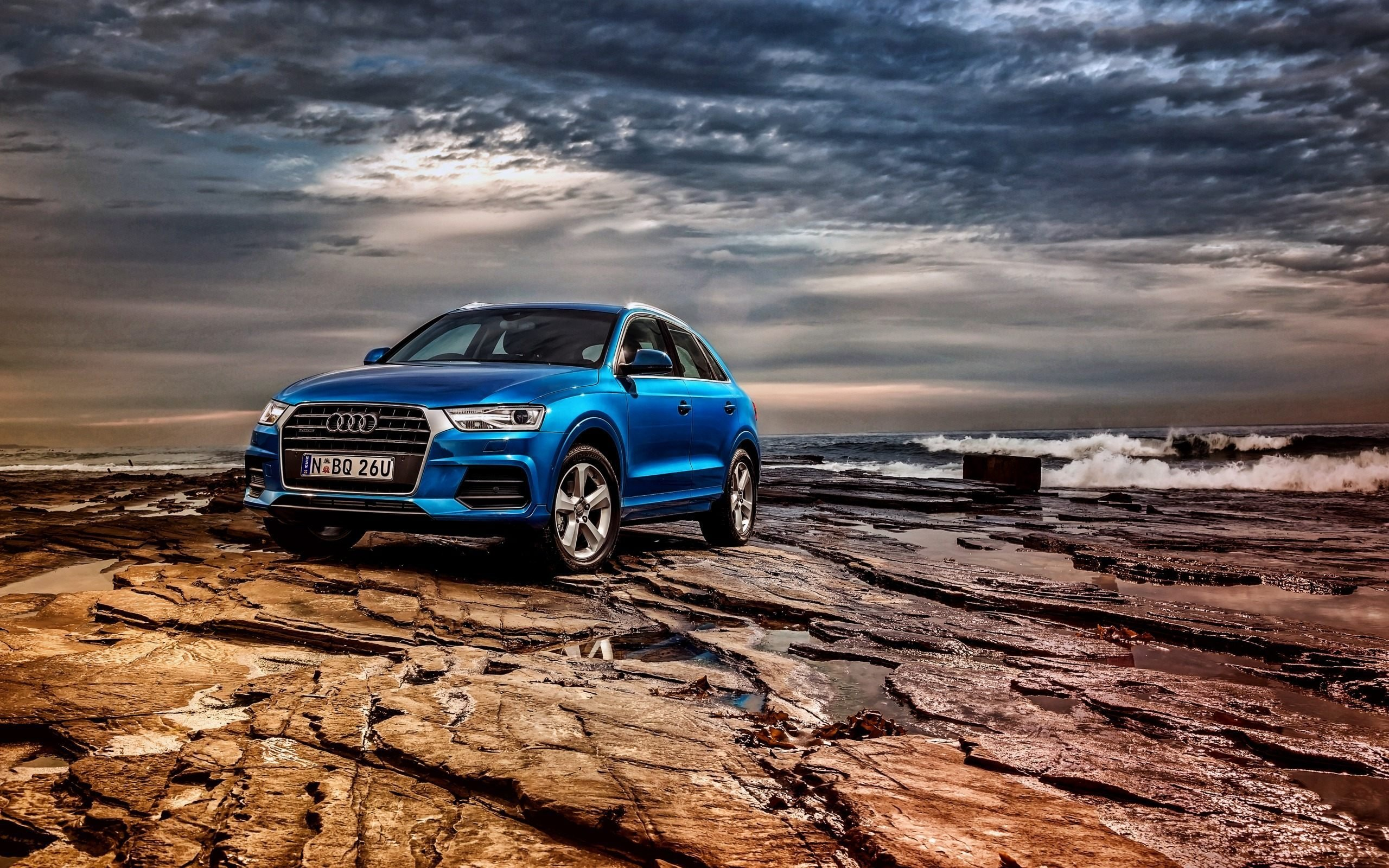 Latest Audi Rs Q3 Blue Full Hd 4K Wallpaper 4K Cars Wallpapers Free Download