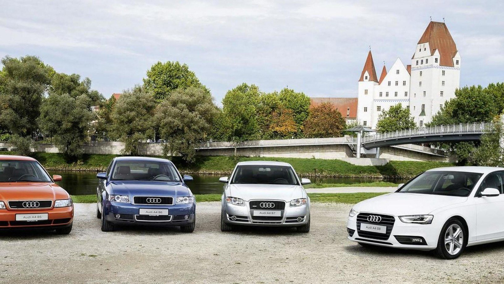 Latest Audi A4 Models All About The Best Audi Cars Free Download