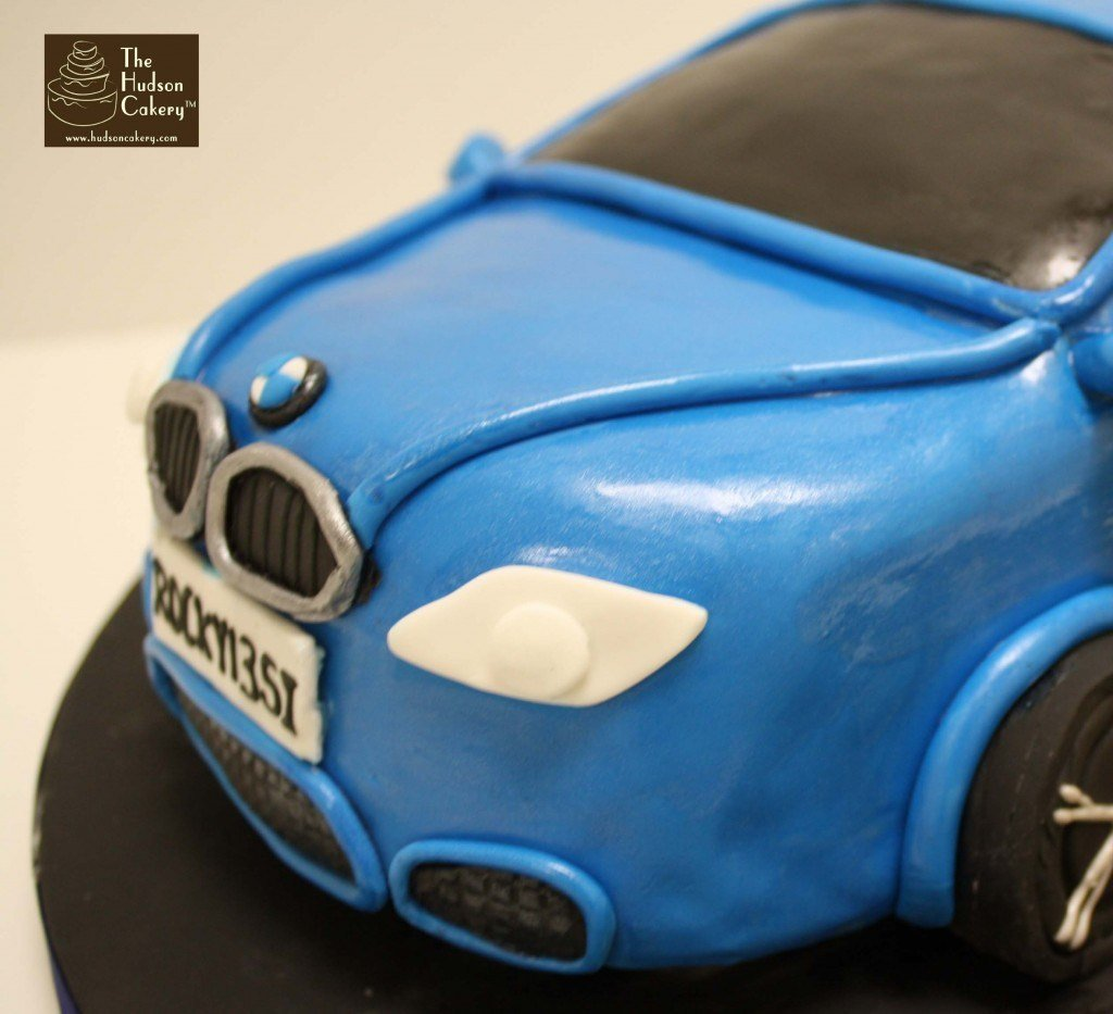 Latest Bmw 3D Car Cake Birthday The Hudson Cakery Free Download