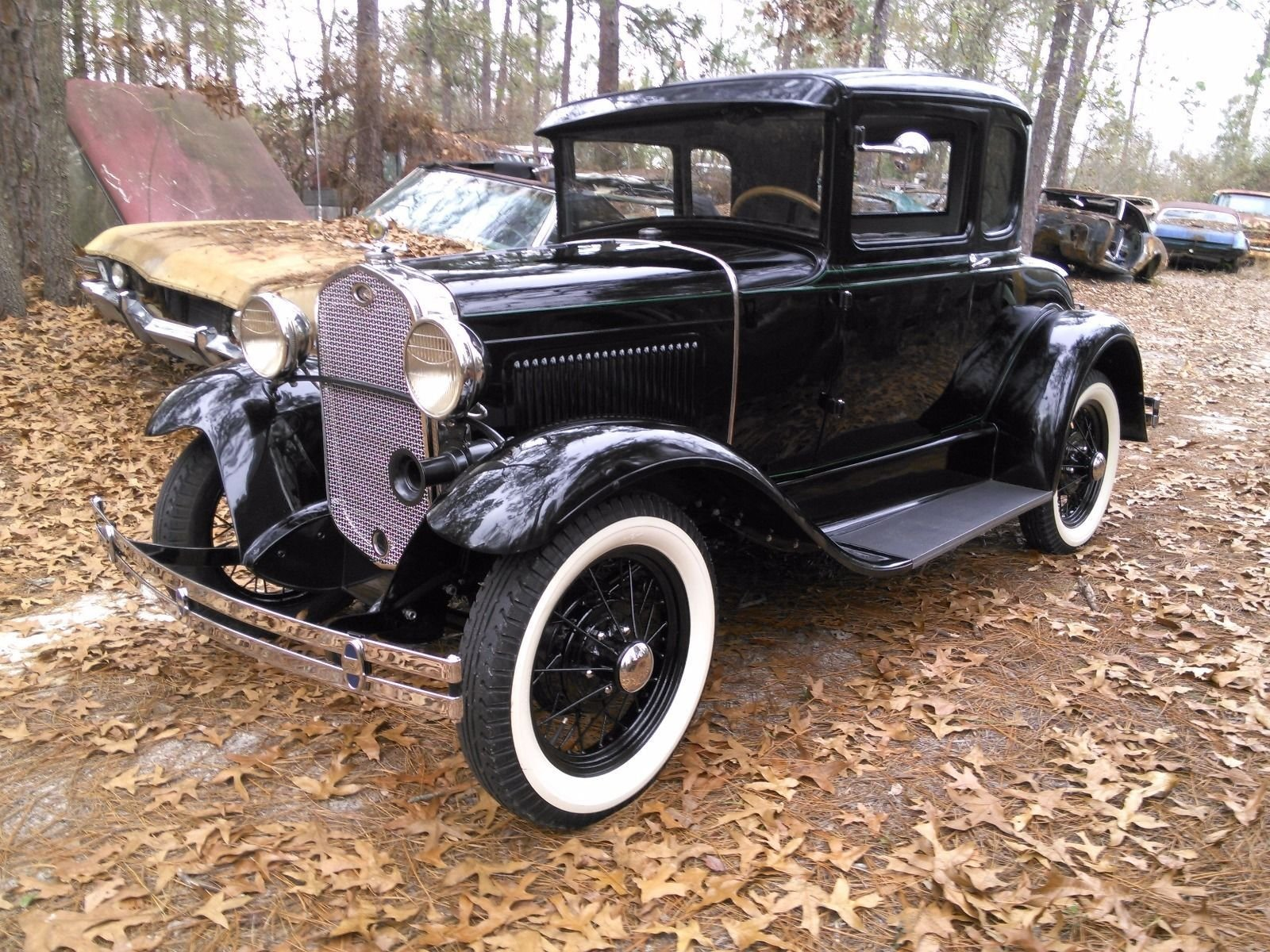 Latest 1931 Ford Model A 5 Window Coupe For Sale Free Download