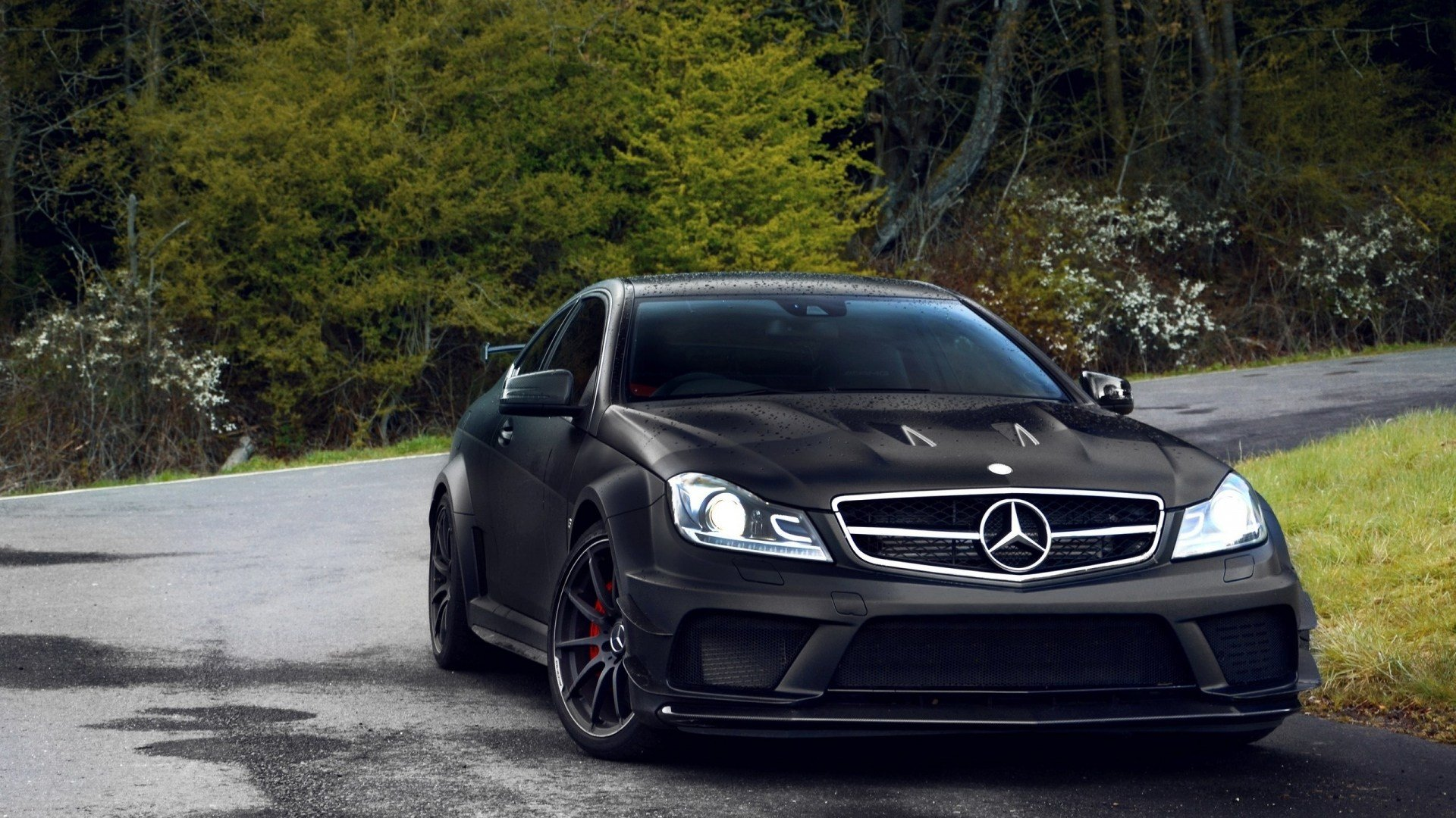 Latest Full Hd Wallpaper Mercedes Benz Sports Car Roadster Tuning Free Download